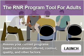 Launch RNR Program Tool For Adults